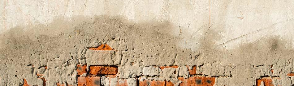 vochtige muren